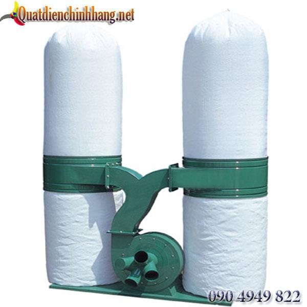 quạt hút bụi túi vải di động
