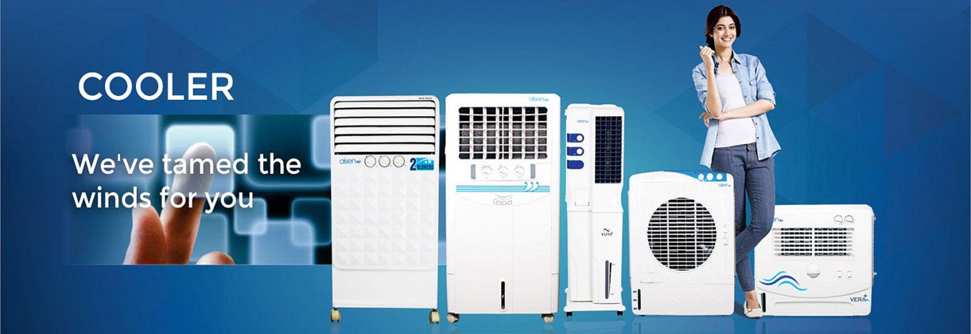 Máy lạnh di động chính hãng