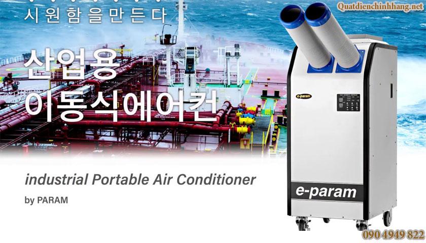 Máy làm lạnh Hàn Quốc 2 ống lạnh