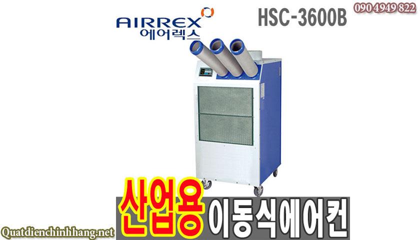 Điều hòa di động Airrex HSC-3600B