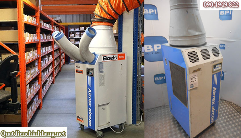 Máy làm lạnh công nghiệp Airrex HSC-3500
