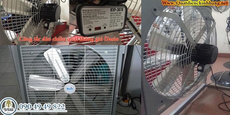 quạt thông gió hai chiều KVF-3076