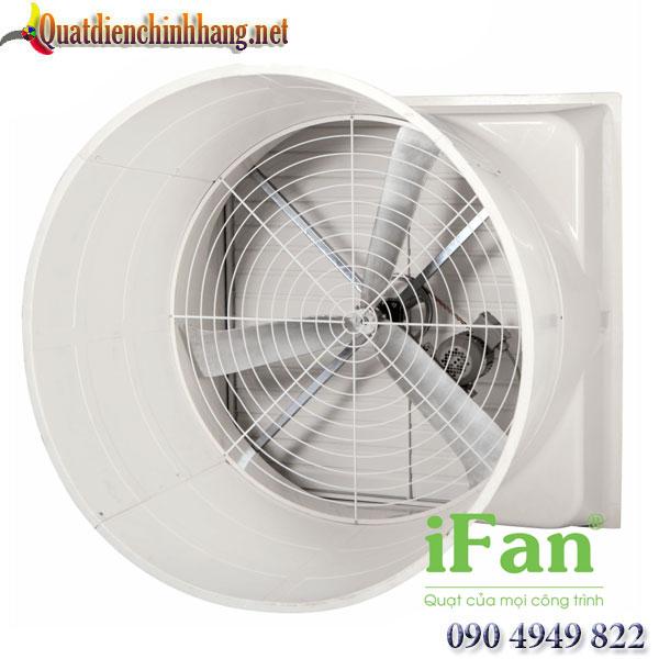 Quạt thông gió dạng loa IFAN SMC-50