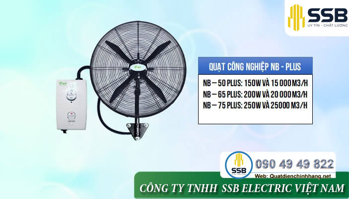 quat cong nghiep treo ifan nb 75plus