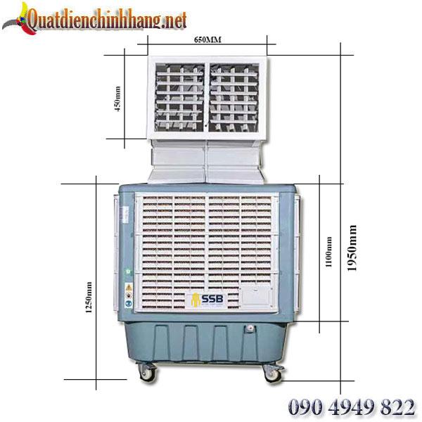 may lam mat air cooler 18000