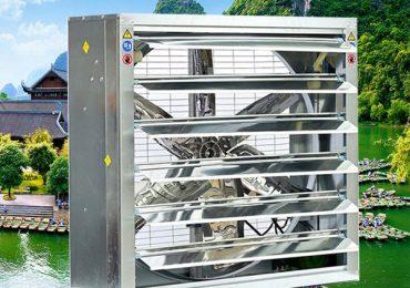 Quạt hút công nghiệp 900×900 tại SSB ELECTRIC VIỆT NAM